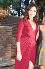 ITALIA RICCI at Revolve X: Stand Up for Cancer Fashion Show at Paramour Estate in Los Angeles 22/10/2015