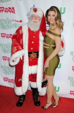 JACQUELINE MACINNES WOOD at 2015 Hollywood Christmas Parade in Hollywood 11/29/2015