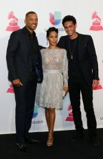 JADA PINKETT SMITH at 2015 Latin Grammy Awards in Las Vegas 11/18/2015