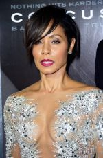 JADA PINKETT SMITH at Concussion Screening in Westwood 11/23/2015