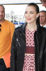 JAIME KING at LAX Airport in Los Angeles 11/24/2015