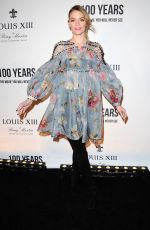 JAIME KING at Louis XIII Celebration of 100 Years The Movie You Will Never See in Los Angeles 11/18/2015