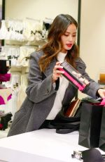 JAMIE CHUNG Shopping at Macy