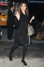 JAMIE-LYNN SIGLER Arrives at Good Day New York 11/24/2015