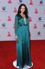 JAMILLETTE GAXIOLA at 2015 Latin Grammy Awards in Las Vegas 11/18/2015