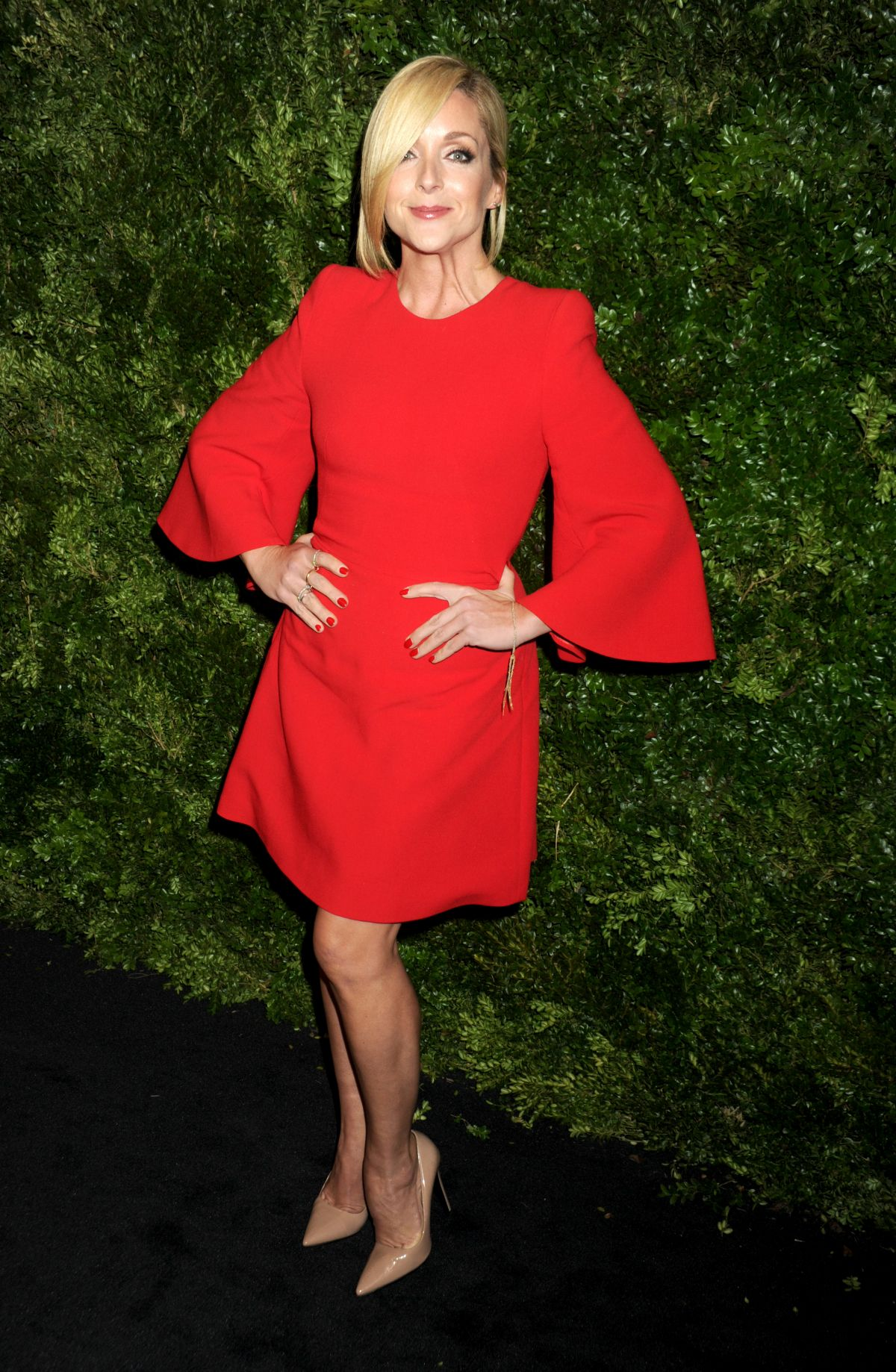 JANE KRAKOWSKI at Museum of Modern Art Film Benefit Honoring Cate Blanchett in New York 11/17/2015