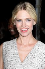 JANUARY JONES at Fallout 4 Video Game Launch Event in Los Angeles 11/05/2015