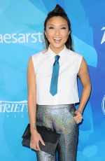 JEANNIE MAI at WWD and Variety's Stylemakers Event in Culver City 11/19/2015