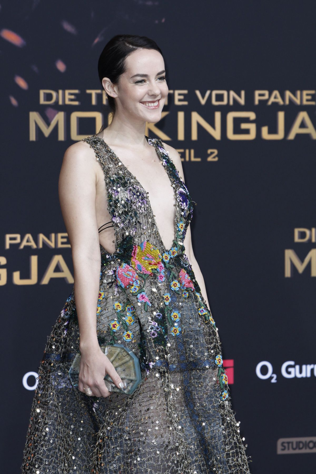 JENA MALONE at The Hunger Dames: Mockingjay, Part 2 Premiere in Berlin 11/04/2015