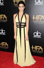JENNA DEWAN at 2015 Hollywood Film Awards in Beverly Hills 11/01/2015