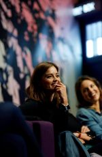 JENNA LOUISE COLEMAN at Doctor Who Festival, Day 2 in London 11/14/2015