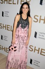 JENNIFER CONNELLY at Shelter Premiere in New York 11/11/2015
