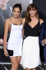 JENNIFER FLAVIN at Creed Premiere in Westwood 11/19/2015