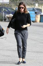 JENNIFER GARNER at a Casting Office for Wakefield Project in Los Angeles 11/28/2015