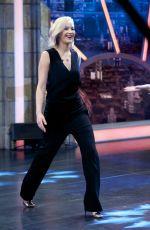 JENNIFER LAWRENCE at El Hormiguero TV Show in Madrid 11/26/2015