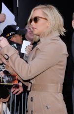 JENNIFER LAWRENCE at Good Morning America in New York 11/18/2015