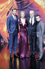 JENNIFER LAWRENCE at The Hunger Games: Mockingjay, Part 2 Premiere in Berlin 11/04/2015