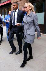 JENNIFER LAWRENCE Leaves Her Hotel in New York 11/18/2015