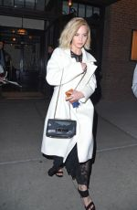 JENNIFER LAWRENCE Leaves Her Hotel in New York 11/20/2015