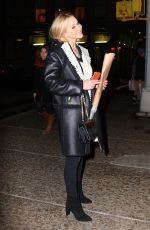 JENNIFER LAWRENCE Night Out in New York 11/25/2015