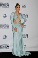 JENNIFER LOPEZ at 2015 American Music Awards in Los Angeles 11/22/2015