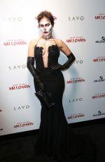 JENNIFER LOPEZ at Heidi Klum Halloween Party in New York 10/31/2015