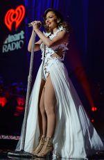 JENNIFER LOPEZ at Iheartradio Fiesta Latina in Miami 11/07/2015
