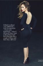 JENNIFER LOPEZ in Marie Claire Magazine, UK December 2015 Issue