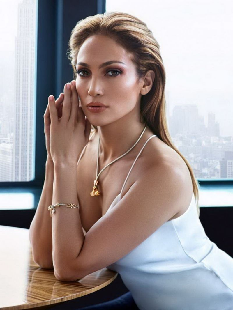 JENNIFER LOPEZ - J-Lo Clothing Collection 2016 Promos - HawtCelebs ...