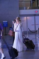 JENNIFER MORRISON at Los Angeles International Airport 11/07/2015