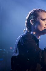 JESS GLYNNE Performs at a Concert at The Roundhouse in London 11/04/2015