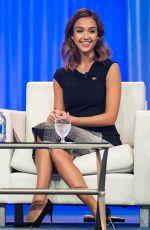 JESSICA ALBA at 2015 Pennsylvania Conference for Women in Philadelphia 11/19/2015