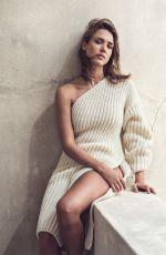 JESSICA ALBA in Edit Magazine, November 2015 Issue