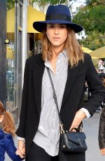 JESSICA ALBA Out Shopping in Beverly Hills 11/28/2015
