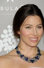 JESSICA BIEL at 2015 baby2baby Gala in Culver City 11/14/2015