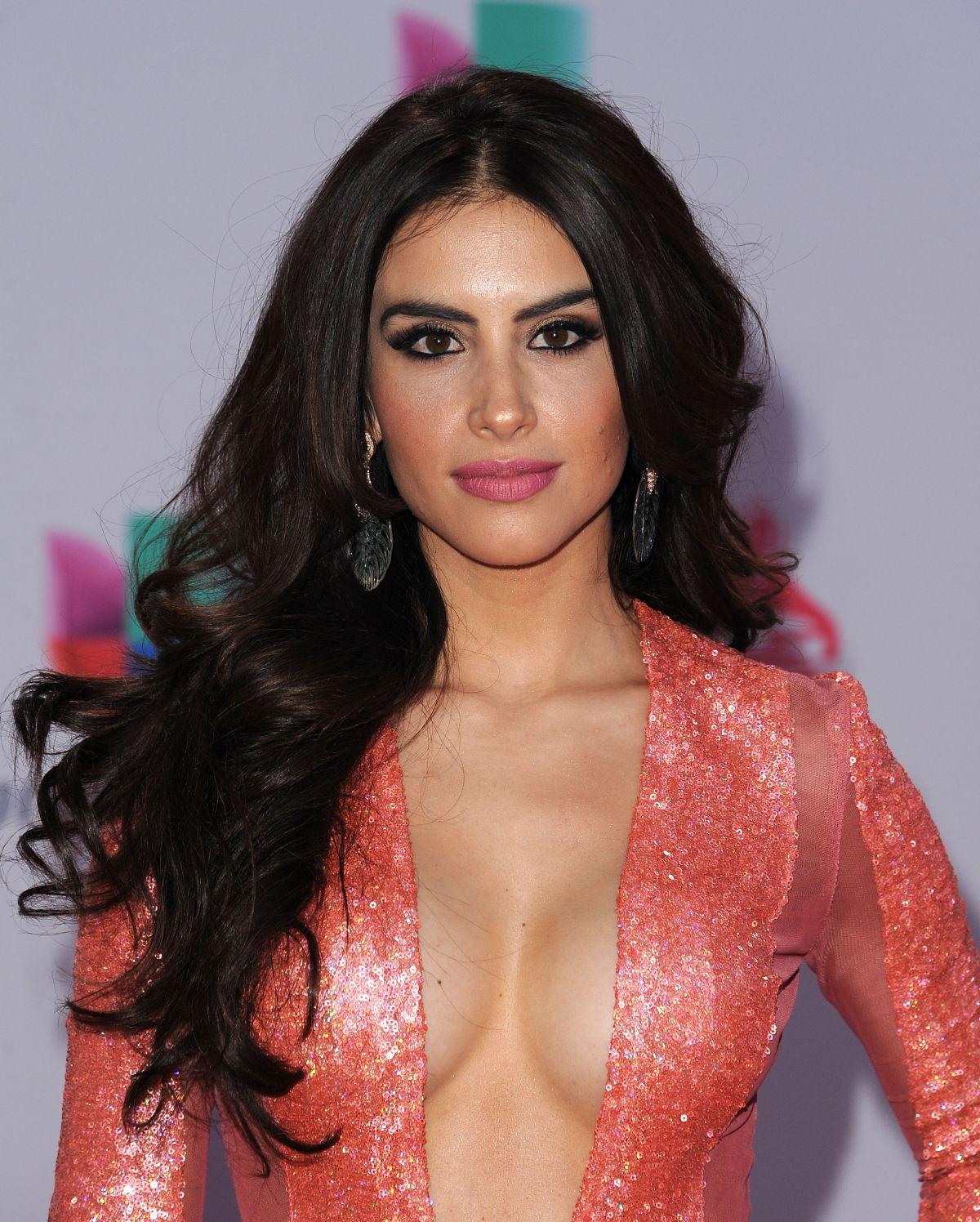 JESSICA CEDIEL at 2015 Latin Grammy Awards in Las Vegas 11/18/2015
