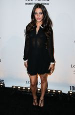 JESSICA LOWNDES at Louis XIII Celebration of 100 Years The Movie You Will Never See in Los Angeles