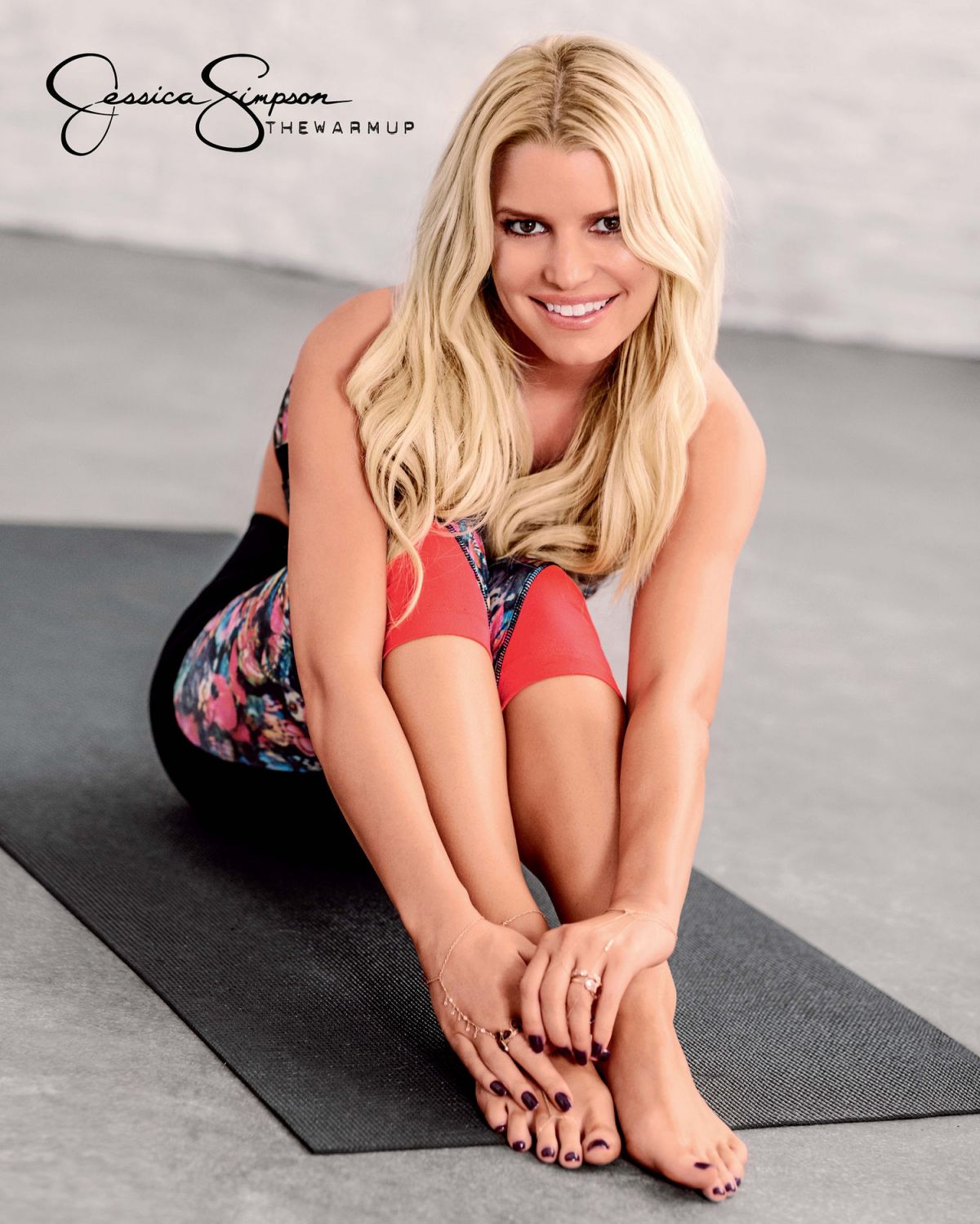 JESSICA SIMPSON - The Warmup Collection Promos