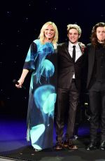 JO WHILEY at Music Industry Trust Awards in London 11/02/2015