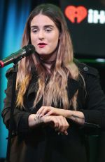 JOANNA JOJO LEVSQUE Performs at Q102 Theater in Philadelphia 11/04/2015