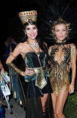 JOANNA KRUPA at Casamigos Halloween Party 10/30/2015