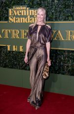 JOELY RICHARDSON at Evening Standard Theatre Awards in London 11/22/2015
