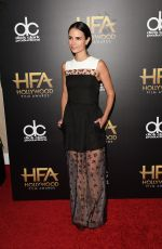 JORDANA BREWSTER at 2015 Hollywood Film Awards in Beverly Hills 11/01/2015