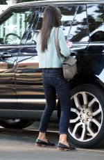 JORDANA BREWSTER Out and About in Los Angeles 11/20/2015