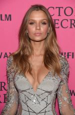 JOSEPHINE SKRIVER at Victoria's Secret 2015 Fashion Show After Party 11/10/2015