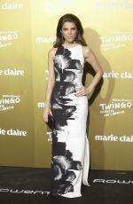 JUANA ACOSTA at 2015 Marie Claire Prix De La Moda in Madrid 11/19/2015