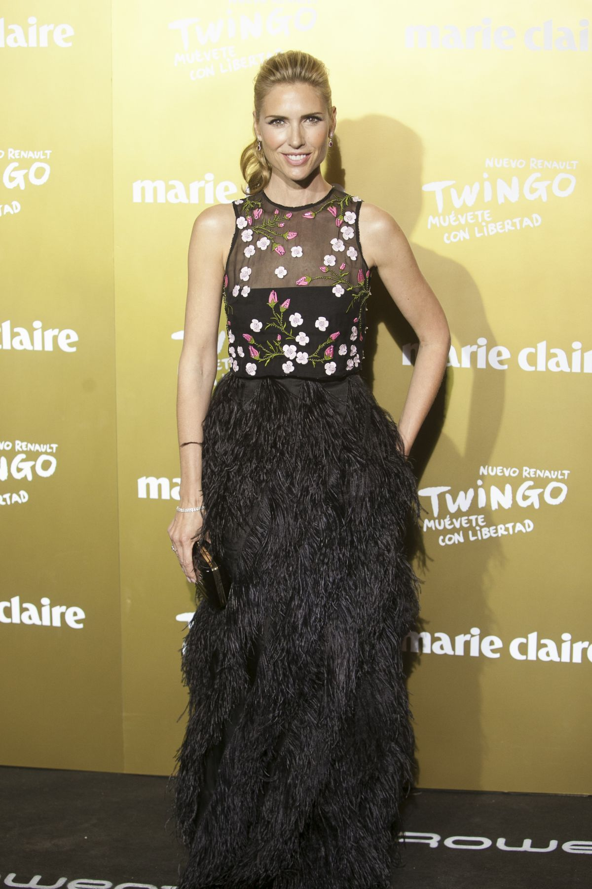 JUDIT MASCO at 2015 Marie Claire Prix De La Moda in Madrid 11/19/2015