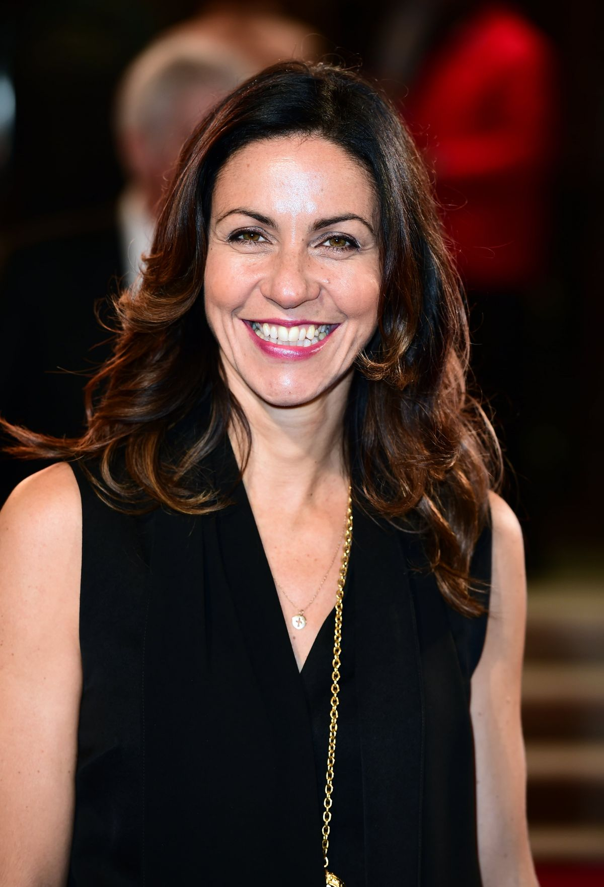 JULIA BRADBURY at ITV 60th Anniversary Gala in London 11/19/2015