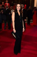 JULIA BRADBURY at ITV 60th Anniversary Gala in London 11/19/2015