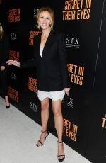 JULIA ROBERTS at Secret in Their Eyes Premiere in Los Angeles